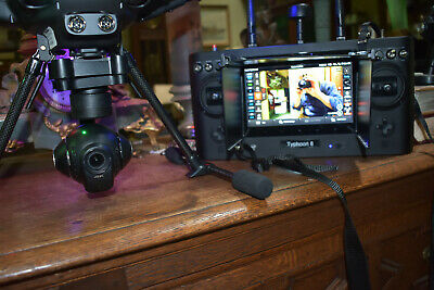 CGO3+ Camera and Gimbal for Yuneec Typhoon H