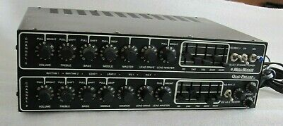Mesa Boogie Quad Preamp RACK MOUNTABLE