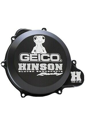 Hinson Limited Edition Geico Clutch Cover For Honda CRF 250 R 10-16