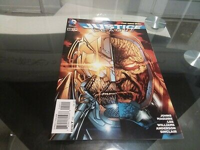 Justice League #40 (2011) New 52 1st Appearance Grail DC