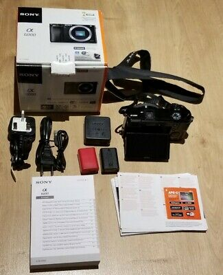 Sony Alpha a6000 24.2MP Body