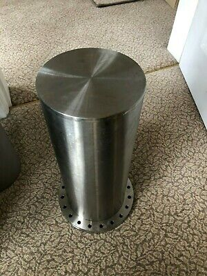 """Surface science UHV vacuum chamber based on 8"""" conflat 6"""" tube *15 3/4"""" MDC"""