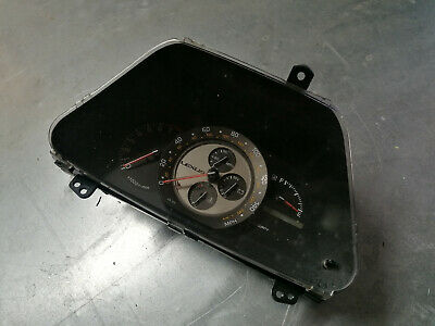 Instrument cluster lexus is200 (gxe10) 2.0 cat  69260080 4159806