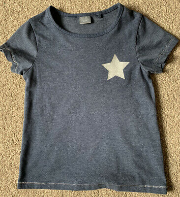 **Girls Lovely NEXT T-Shirt (worn Once) Age 3-4 Yrs**