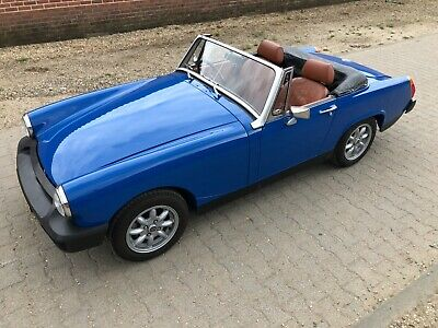 1976 MG Midget 1500 - Concours condition! Must See!