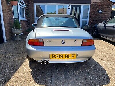 BMW Z3 1.9 16v Engine 1998 Spares or Repair