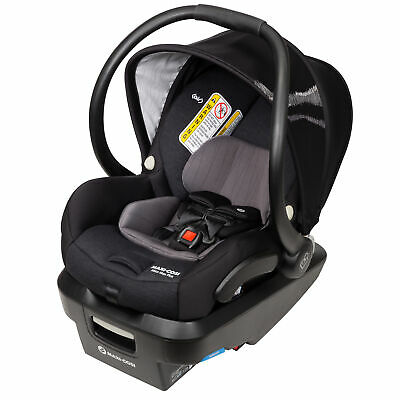 Maxi-Cosi Mico Max Plus Infant Car Seat, Frequency Black