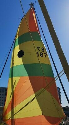 Spinnaker sail for Yacht