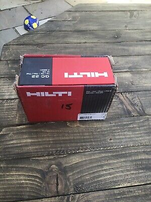 Hilti GX120 15mm Nails And Gas