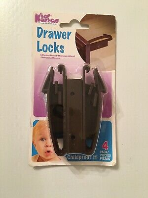 KidKusion Drawer Locks