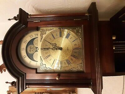 Fenclocks Longcase Grandfather Clock REDUCED