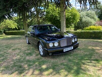Bentley Arnage T 1 owner from new full history (Bargain)