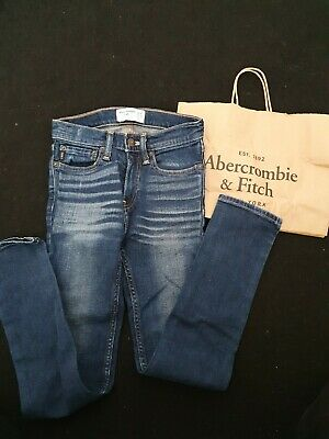 Abercrombie And Fitch Jeans Age 11-12