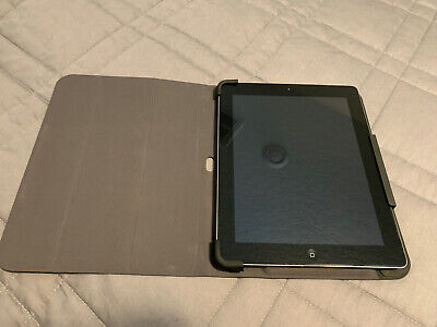 Apple iPad 4 16GB, Wi-Fi, 9.7in - Black  WIFI - Retina display - GREAT COND!