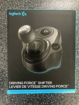 Logitech Driving Force Shifter (G29 & G920 Compatible) FAST SHIP XBOX PC PS4 NEW