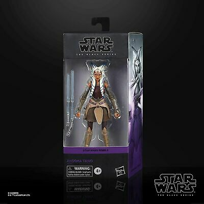 "Star Wars The Black Series Rebels Ashoka Tano 6"" Figure Pre Order"