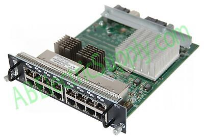 Juniper SRX 16 Port Switch Module SRX-GP-16GE