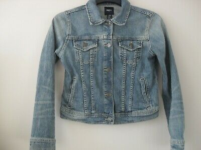 Gap kids girls age 13 denim jacket in excellent brand new condition