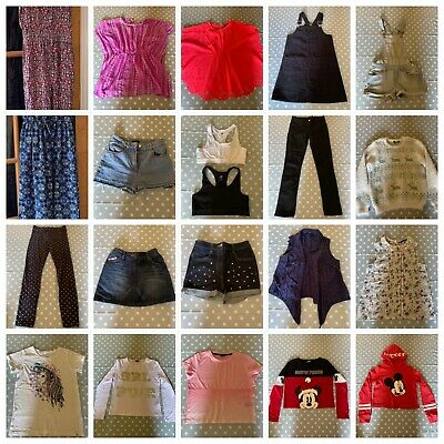 11-12 Yrs Girls Bundle 24 Items (2 Extra Items Added Since Original Listing)
