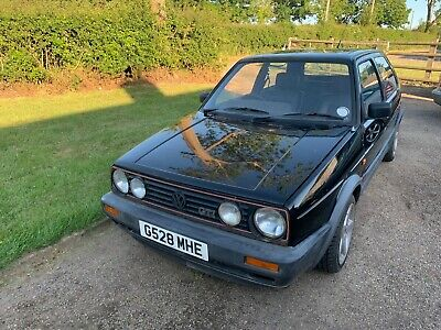 MK2 Golf GTI 16V ABF 3 Door With Sunroof