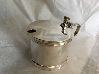 Vintage Hotel Sterling Silver Tiffany New York Condiment Server Summit Club