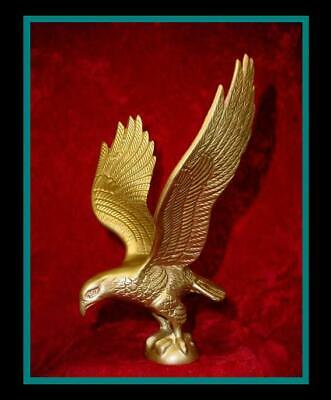 Magnificent GOLD Roman EAGLE Aquila for LEGION STANDARD Banner FLAG
