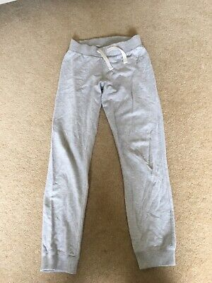 Gorls Next Grey Jogging Bottoms Trousers Age 10 BNWOT