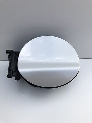 Genuine BMW 1 Series F20 Mineral White Metallic Fuel Filler Flap 7238095