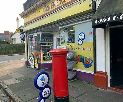OFF LICENCE CONVENIENCE STORE SHOP BUSINESS FOR SALE in Wirral