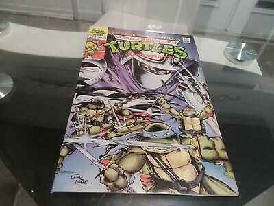 Eastman & Laird's Teenage Mutant Ninja Turtles Adventures #1 FIRST PRINT Comic