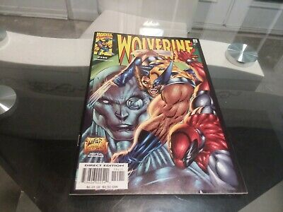 WOLVERINE #154 2000 Rob Liefeld Art dead pool marvel