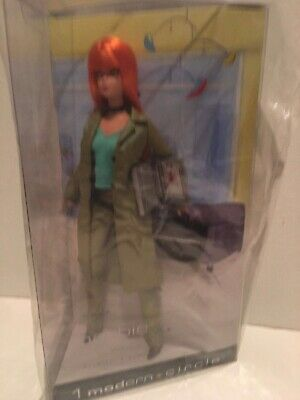 Barbie Modern Circle Collection 2003 Barbie Doll NRFB MIB