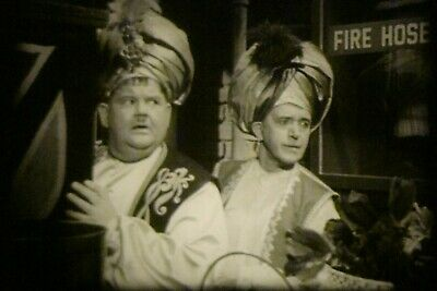 """""""A Haunting We Will Go"""" Laurel & Hardy Classic-Very Nice"""
