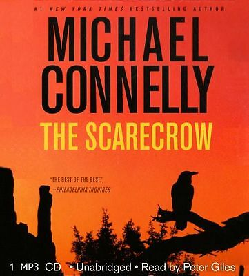 Michael CONNELLY / The SCARECROW       [ Audiobook ]