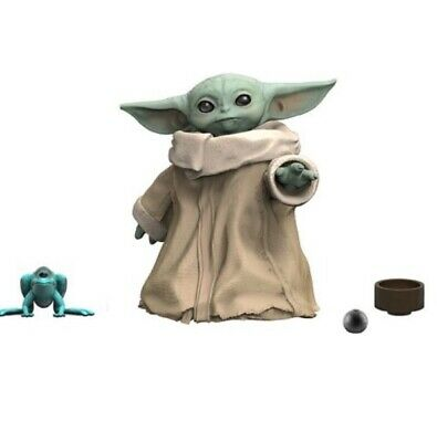 "Star Wars The Black Series The Child 1.1"" Mandalorian Baby Yoda Figure MOC"