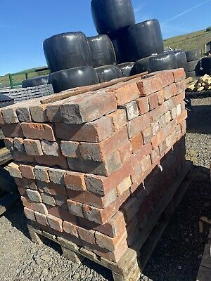 300 Reclaimed Red Brick     TODMORDEN COLLECTION