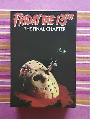 Friday the 13th: The Final Chapter Ultimate Jason Figure NECA 100% ORIGINAL