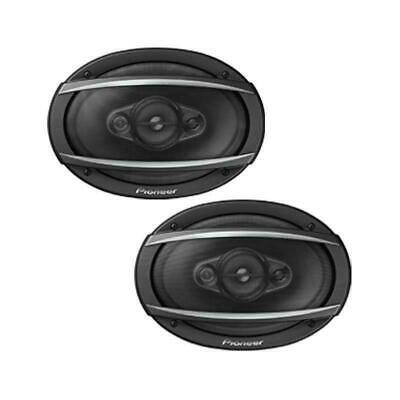 """NEW PAIR Pioneer TS-A6990F 700 Watts 6"""" x 9"""" 5-Way Coaxial Car Audio Speakers"""