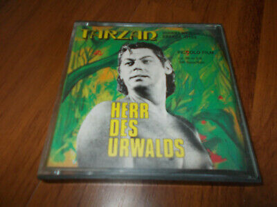 Super 8 Film Tarzan - Herr des Urwalds - 60m/sw Johnny Weissmüller