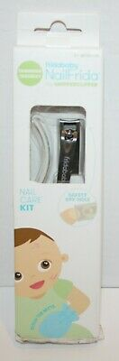 SEALED Fridababy the SnipperClipper Baby Nail Care Kit