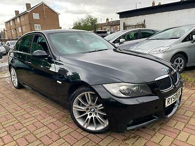 BMW 325 3.0TD auto 2008 d M Sport 1 previous owner full history clean HPI clear