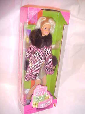 1997 WILD STYLE BARBIE DOLL MATTEL BLONDE Special Edition #19262 NRFB NEW IN BOX