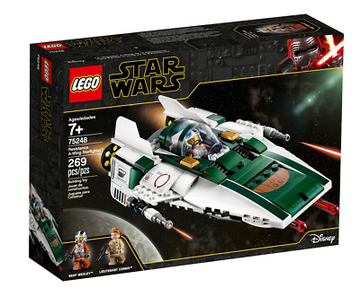 Lego Star Wars 75248: Resistance A-Wing Starfigther
