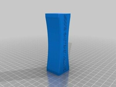 Levelling Block G code for 3D Printer Creality CR10's
