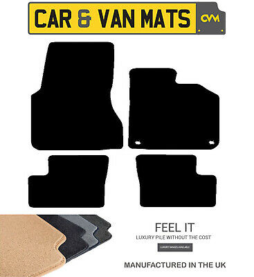 Smart For Four (2015 To Date) Fully Tailored Choice of Carpet Car Floor Mats