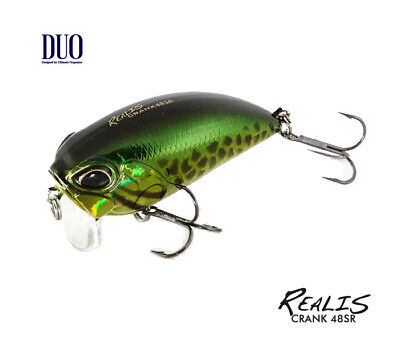 DUO Realis Minnow 80F fishing lures original range of colors