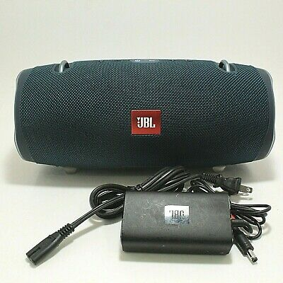 JBL Xtreme 2 Portable Bluetooth Speaker - Ocean Blue Good Condition - Extreme