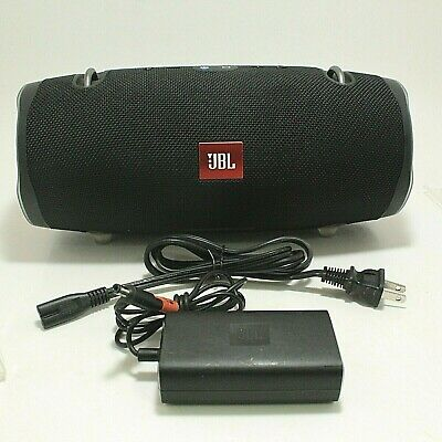 JBL Xtreme 2 Portable Bluetooth Speaker - Black - Good Condition - Extreme II