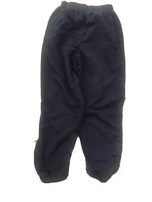 Tombo Tracksuit Training Bottoms Trousers. Navy. Girls Age 11/13