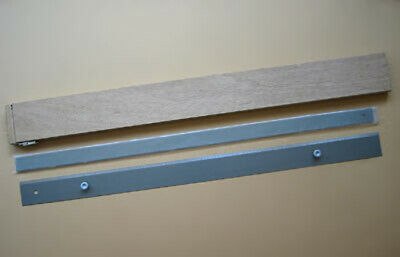 Ulmer Präzisions Stahllineal Schneidlineal Rumold Lineal 1000 x 70 x 1mm mit Box